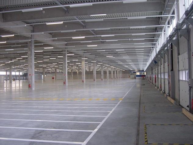 Ремонт складов и производственных помещений