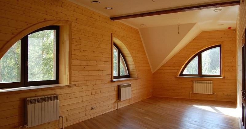 Ремонт и отделка коттеджей и загородных домов