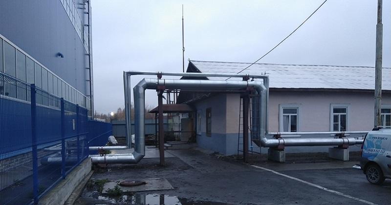 Монтаж теплоизоляции трубопровода в Екатеринбурге