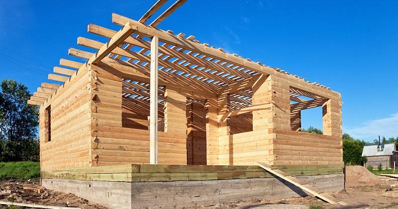 Строительство домов из бруса заказать в Екатеринбурге