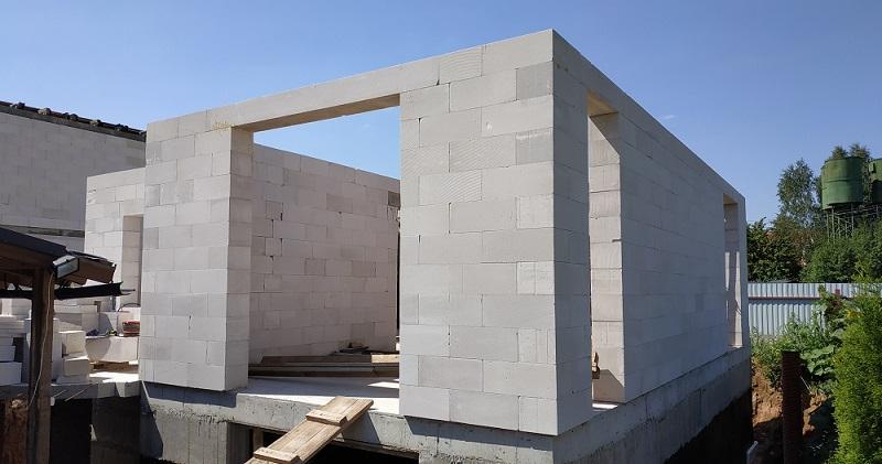 Строительство домов из газоблоков под ключ в Екатеринбурге