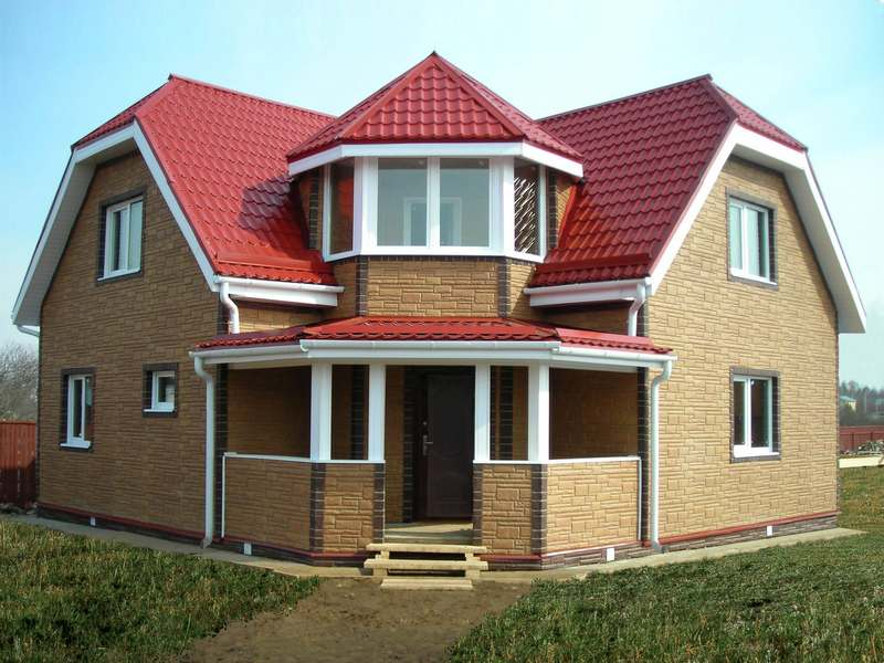 Строительство домов из блоков
